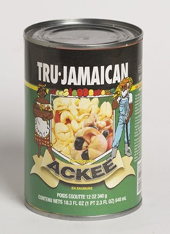 Tru Jamaican Canned Ackee