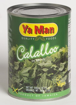 Ya Man Canned Callaloo